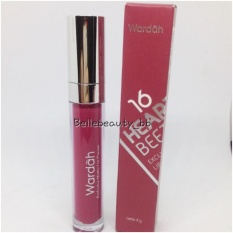 Harga Wardah Exclusive Lip Cream Matte No 16 Heartbeet Yg Bagus