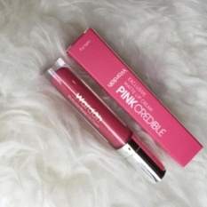 Wardah Exclusive Lip Matte Cream 08 Pink Incredible Wardah Diskon