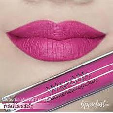 Jual Wardah Exclusive Matte Lip Cream 02 Fuschionately Branded