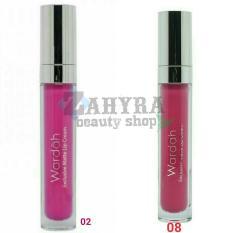 Spesifikasi Wardah Exclusive Matte Lip Cream 02 Fuschionately Dan 08 Pinkcredible Beserta Harganya