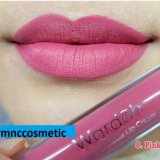 Review Pada Wardah Exclusive Matte Lip Cream 08 Pinkcredible