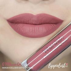 Jual Wardah Exclusive Matte Lip Cream 09 Mauve On Murah