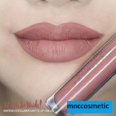 Jual Wardah Exclusive Matte Lip Cream 11 Oh So N*D* Murah