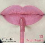 Toko Wardah Exclusive Matte Lip Cream 13 Fruit Punch Online Di Jawa Barat