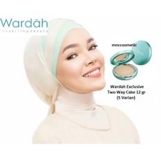 Spesifikasi Wardah Exclusive Two Way Cake 04 Natural Yang Bagus