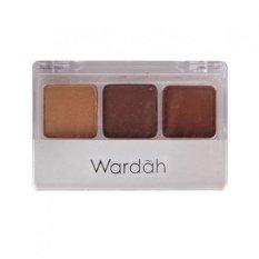 Wardah Eye Shadow A Asli