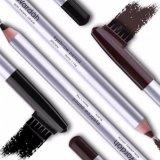Toko Wardah Eyebrow Pencil Black Termurah