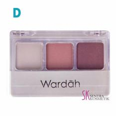 Wardah EyeShadow - D