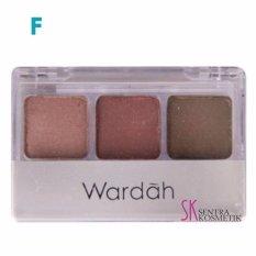 Wardah EyeShadow - F