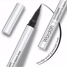 Jual Wardah Eyexpert Optimum Hi Black Liner Eyeliner Spidol Wardah Cosmetics Ori