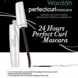 Harga Wardah Eyexpert Perfect Curl Mascara Fullset Murah