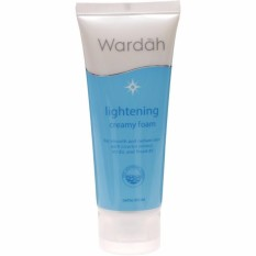 Wardah Facial Foam Lightening 60ml
