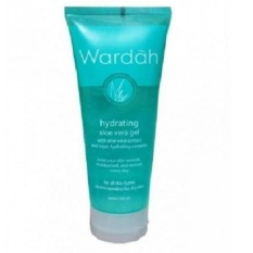 Wardah Hydrating Aloe Vera Gel - 100ml