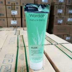 Wardah Hydrating Aloe Vera Gel 100ml