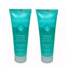 Harga Wardah Aloe Hydramild Multifunction Gel Netto 100Ml 2Pcs Baru Murah