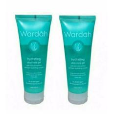 Spesifikasi Wardah Aloe Hydramild Multifunction Gel Netto 100Ml 2Pcs Terbaik