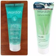 Wardah Hydrating Aloe Vera Gel - 100ml