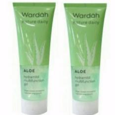 Wardah Hydrating Aloe Vera Gel - 2pcs