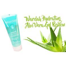 Katalog Wardah Hydrating Aloe Vera Gel Gel Aloe Vera 100Ml Terbaru