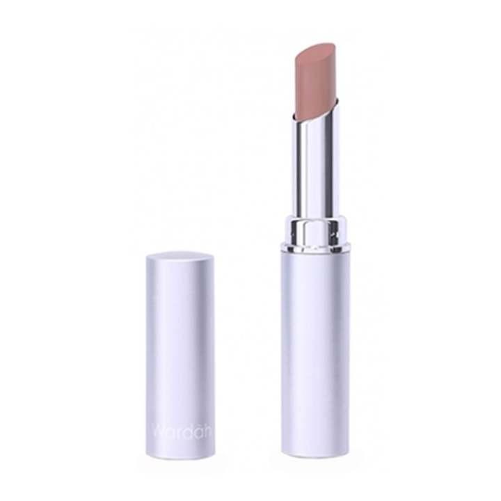 Wardah Intense Matte Lipstick 04 Mauve Mellow | Lazada