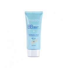 Wardah Lightening BB Cream (Light) 30ml - Make Up Mencerahkan Kulit Halus BB Cream