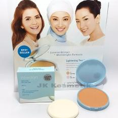 Wardah Lightening REFILL TWC 02 Golden Beige Light Feel