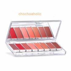 Wardah Lip Palette - Chocoaholic