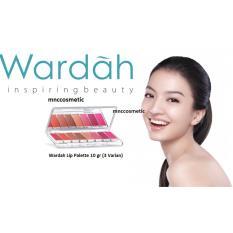 Wardah Lip Palette Chocoaholic