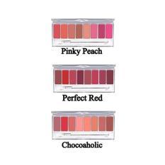 Wardah Lip Palette Original- Chocoaholic