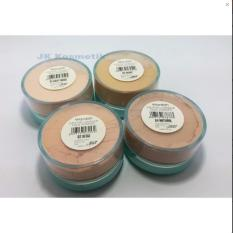 Wardah Luminous Face Powder Original - Bedak Tabur-Light Beige