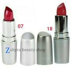 Wardah Matte Lipstick 07 Dark Violet dan 18 Rosy Pink