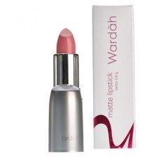 Wardah Matte Lipstik No.1 - Soft Pink