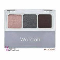 Wardah Nude EyeShadow - Passionate