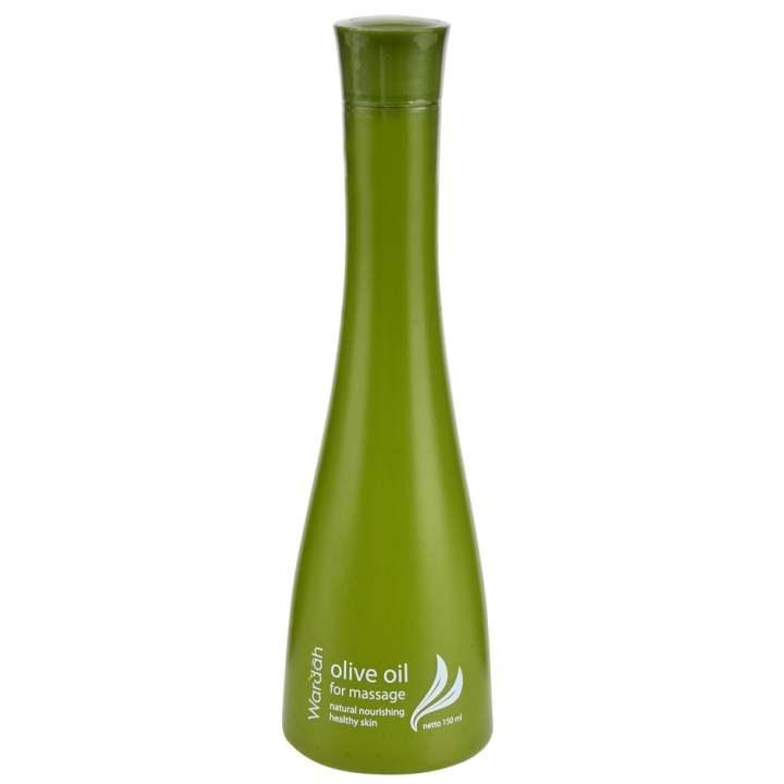 Wardah Olive Oil For Massage: Membeli jualan online Minyak
