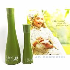 Harga Wardah Olive Oil Minyak Zaitun Paket Murah