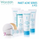 Review Pada Wardah Paket Acne Series 6 Pcs