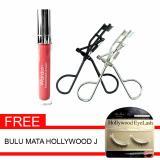Spesifikasi Wardah Paket Exclusive Matte Lip C Pelentik Bulu Mata Galenco Gratis Bulu Mata Hollywood J Terbaik