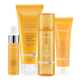 Jual Wardah Pouch C Defense Natural Package