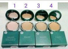 Wardah Refil Bedak Exclusive Two Way Cake Spf 15 Promo Beli 1 Gratis 1