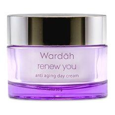 Toko Wardah Renew You Anti Aging Day Cream Wardah Online