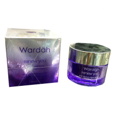 Diskon Produk Wardah Renew You Anti Aging Night Cream