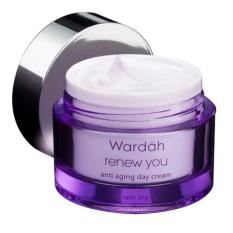 Review Terbaik Wardah Renew You Day Cream Anti Aging 30 Gr