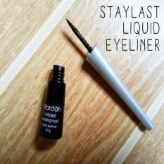 Wardah Staylast Waterproof Liquid Eyeliner