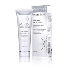 Beli Wardah White Secret Day Cream 17Ml Cicil