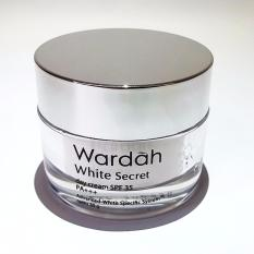 Harga Wardah White Secret Day Cream 30 Gr Wardah Cosmetics Asli