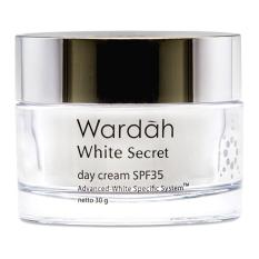 Wardah White Secret Day Cream 30Gr Jawa Barat