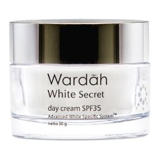 Review Wardah White Secret Day Cream Spf 35 30Gr Di Jawa Barat