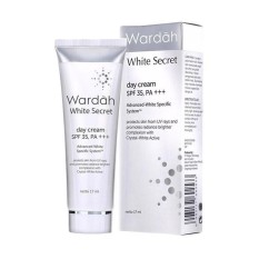 Wardah White Secret Day Cream SPF 35 PA +++ 17ml