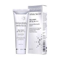 Wardah White Secret Day Cream SPF 35, PA +++ 17ml