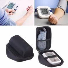 Waterproof EVA Penyimpanan Membawa Tas Berat untuk Omron Lengan Tekanan Darah Monitor-Intl